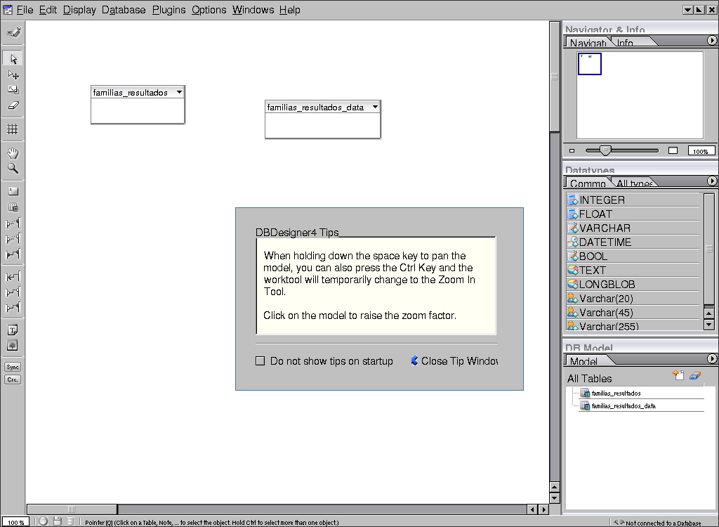 DBDesigner en Debian lenny/sid